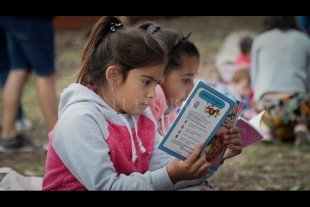 """""""La lectura contribuye a crear ciudadanos plenos"""""""