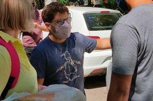 El diputado santafesino Cándido fue víctima de un asalto en pleno centro de Rosario