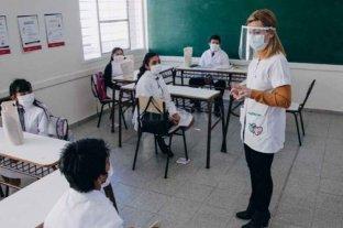 Alrededor de 350.000 alumnos volvieron a las aulas en la provincia de Córdoba
