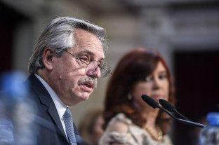 Frases principales de Alberto Fernández ante la Asamblea Legislativa