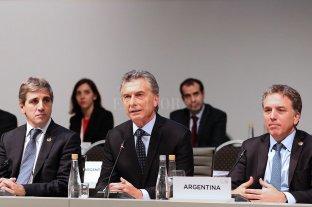 El Gobierno impulsará una querella criminal contra ex funcionarios macristas por el endeudamiento