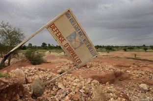Al menos 11 muertos en una avalancha en una mina de oro en Burkina Faso
