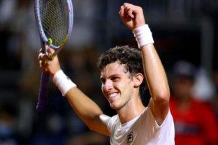 El debut de Juan Manuel Cerúndolo será la gran atracción del martes en el Argentina Open