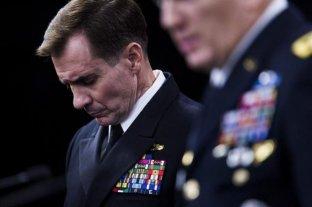 """EEUU asistirá a Ucrania con armas y dinero frente a """"la agresión rusa"""""""