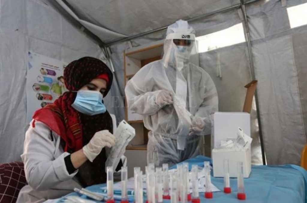 Las autoridades de Salud del país insisten en que las mujeres embarazadas se vacunen contra la enfermedad. Crédito: Gentileza