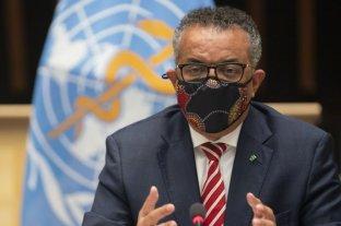 La OMS advirtió que es impensable que la pandemia de coronavirus termine a fin de año