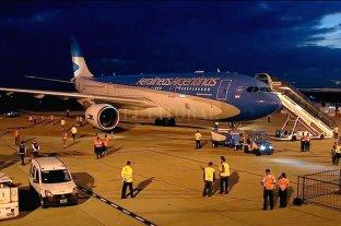 Llegó el segundo avión de Aerolíneas con más de 730 mil vacunas Sputnik V