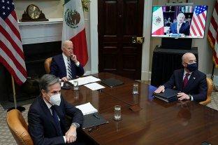"""Biden prometió a López Obrador que Estados Unidos tratará a México """"como un igual"""""""