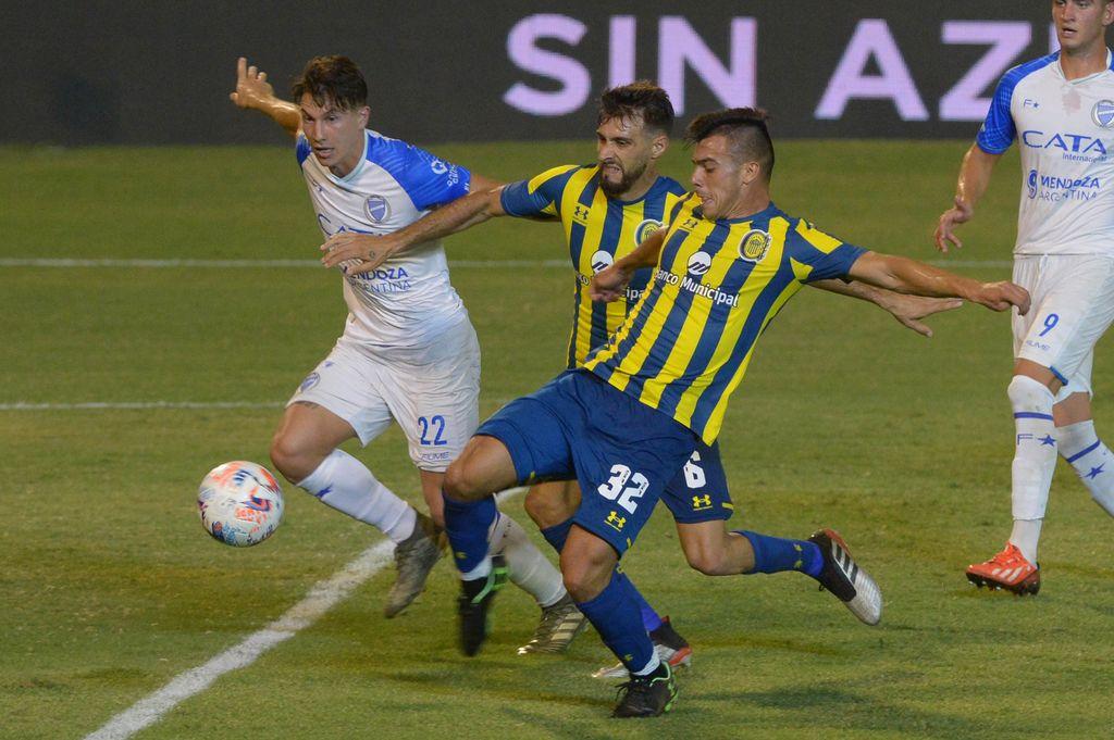 Godoy Cruz es uno de los equipos más comprometidos. Crédito: Télam