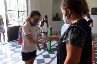 Hay ocho burbujas de aislamiento en escuelas de Rafaela y la región