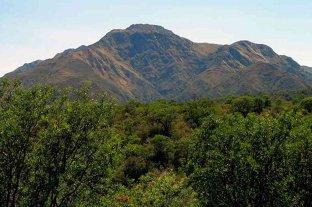 Córdoba: buscan a una mujer extraviada en los cerros del Valle de Punilla