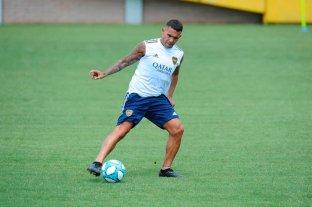 Tras más de una semana de ausencia, Tévez regresó a los entrenamientos en Boca