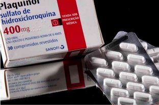 La hidroxicloroquina puede aumentar el riesgo de efectos adversos del coronavirus, señala la OMS