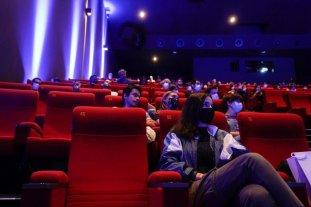 Tras 11 meses, este fin de semana vuelven los cines a Rosario
