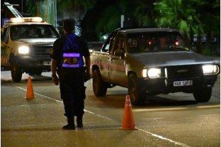 Extienden una hora la circulación nocturna en Entre Ríos