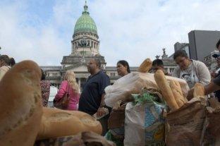 Panaderías regalarán pan en protesta por los aumentos en los insumos