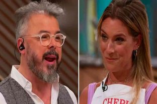 """Masterchef Celebrity"": Dani La Chepi le declaró su amor a Donato de Santis"