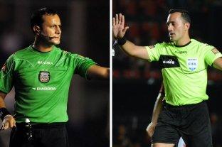 Se conocen los árbitros para la cuarta fecha de la Copa de la Liga Profesional