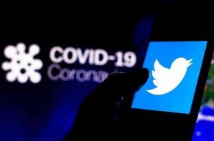 Twitter empezó a etiquetar los tuits con información engañosa sobre la vacuna del coronavirus
