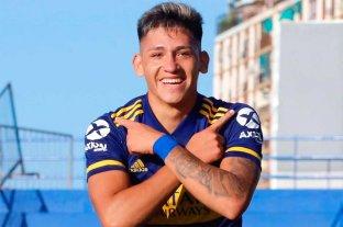 De Recreo a la primera de Boca: Luis Vázquez con todas las chances de debutar