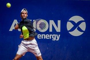 Facundo Díaz Acosta se despidió rápido del Argentina Open