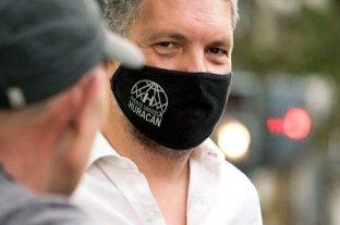 """""""Necesitamos a Rolón en el equipo"""", afirmó el presidente de Huracán"""