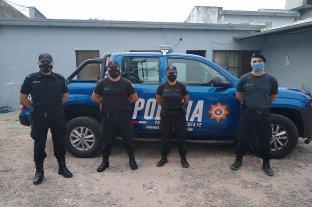 Policías de Avellaneda actuaron como parteros