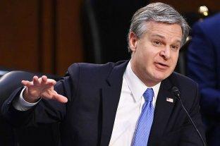 """El director del FBI calificó el ataque al Capitolio de """"terrorismo interno"""""""