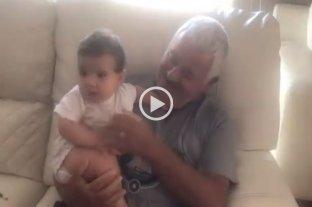"Video: Titi Fernández conoció a su nieta, ""Sol"""
