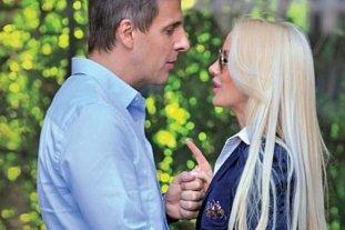 Luciana Salazar y Martín Redrado, juntos otra vez
