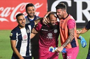 Copa Argentina: Talleres venció a Rafaela por penales