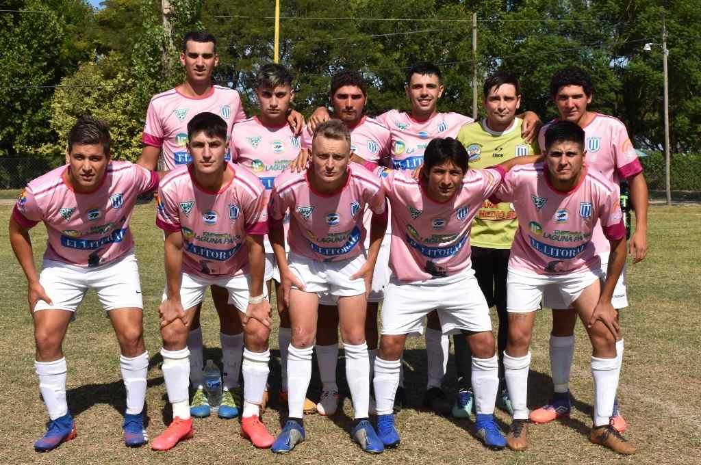 Polideportivo Videla se quedó con las manos vacías en su propio estadio.    Crédito: Gentileza Liga Paivense