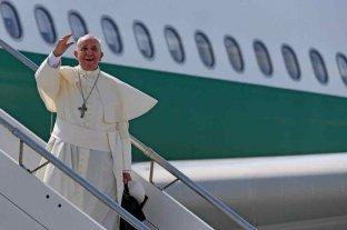 """Francisco dijo que viajará a Irak para """"encontrar a un pueblo que sufrió tanto"""""""