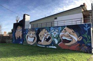 Proyectan un nuevo Encuentro de Muralismo y Arte Público en Humboldt