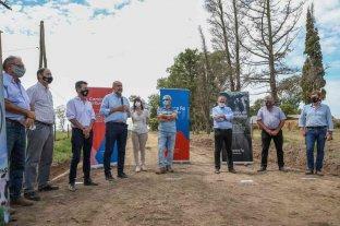 Invertirán 50 millones para mantener caminos rurales en Tacural, Ataliva y Bella Italia