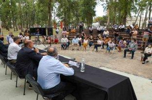 Se conocieron las ofertas para la construcción del Centro Recreativo Metropolitano de Rafaela