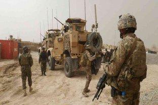 Irak: diez cohetes alcanzaron la base militar que alberga tropas de Estados Unidos