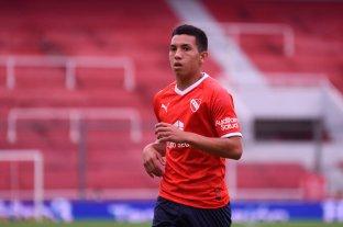 Alan Velasco, jugador de Independiente, dio positivo de coronavirus