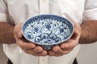Compró una chuchería en un mercadito y era una vasija de la dinastía Ming