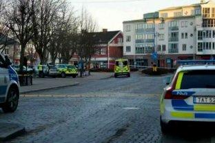Al menos ocho heridos en un ataque con cuchillo en Suecia