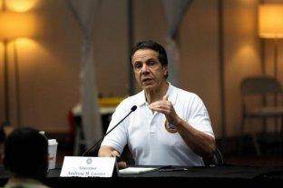 """El gobernador de Nueva York Andrew Cuomo dijo que está """"avergonzado"""" por las denuncias pero no renunciará a su cargo"""