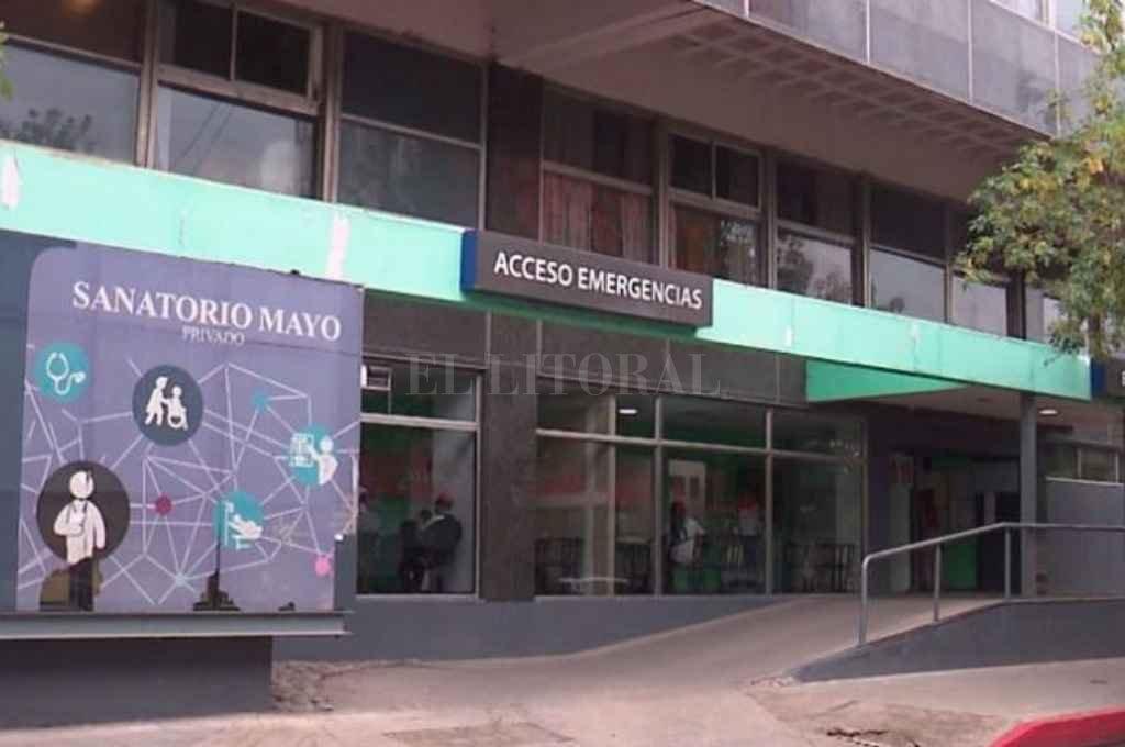 En el Sanatorio Mayo de Córdoba fallaron los protocolos y entregaron el cuerpo equivocado. Crédito: Gentileza