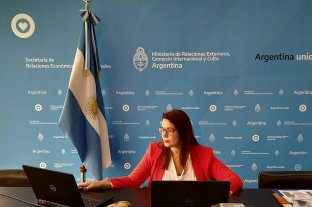 Argentina participó de la primera reunión del grupo de comercio e inversiones presidida por Italia