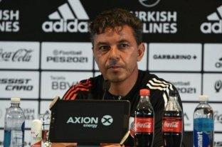 """Gallardo, tras su nominación: """"El reconocimiento en general al entrenador se le da cuando el equipo lo representa"""""""