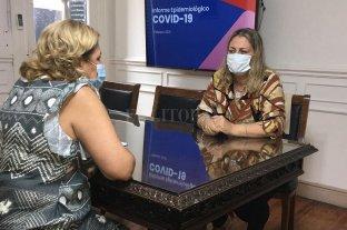 Vacunación en Santa Fe: la comisión de Salud de Diputados se reunió con la ministra de Salud