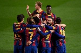 Barcelona dio vuelta la serie ante Sevilla y es finalista de la Copa del Rey