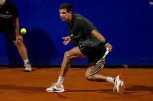 Delbonis se despidió del Argentina Open en octavos de final