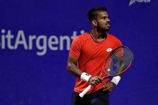 Sorpresa en el Argentina Open: el indio Nagal elimino al chileno Garín, segundo favorito al título