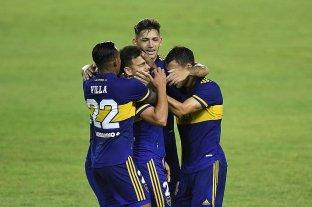 Boca le ganó a Claypole y avanza en la Copa Argentina