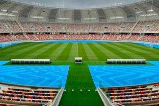 Alberto Fernández inaugurará el estadio donde se va a disputar la Supercopa Argentina